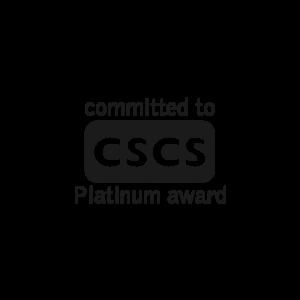 CSCS platinum award logo