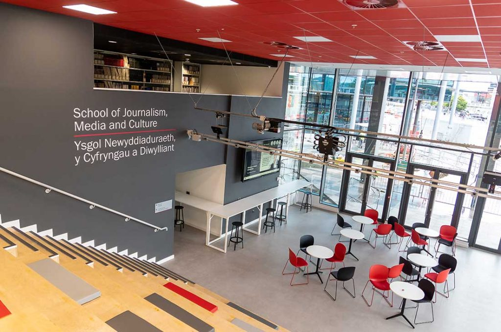 Cardiff University School of Journalism, Media and Culture