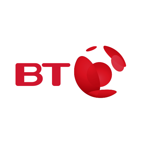 BT logo (red)