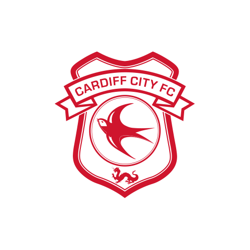 Cardiff City Football Club logo (red)