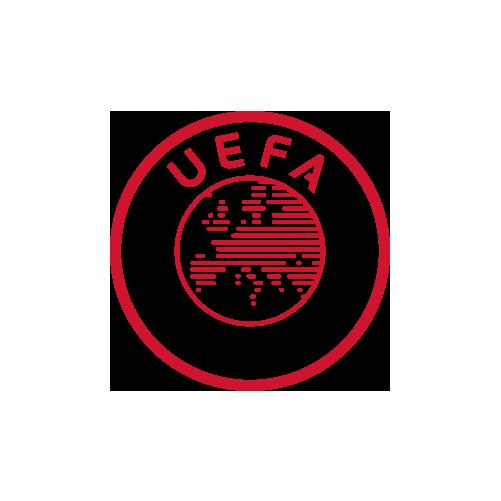 UEFA logo (red)