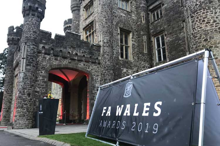 FA Wales Awards 2019 - Hensol Castle