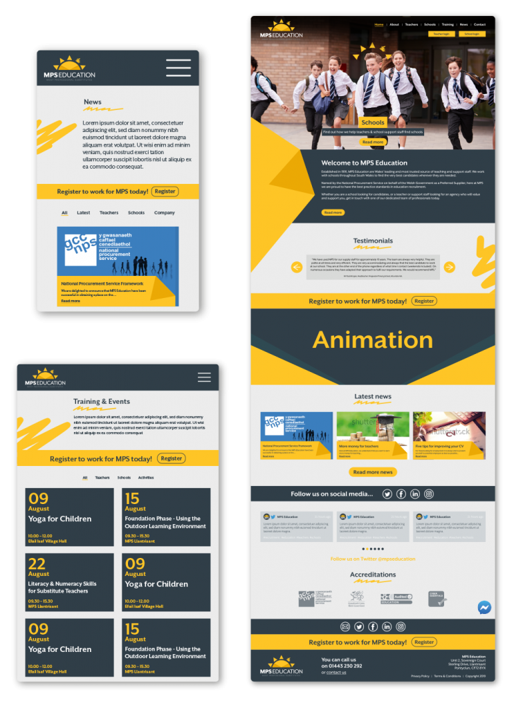 MPS Web Design
