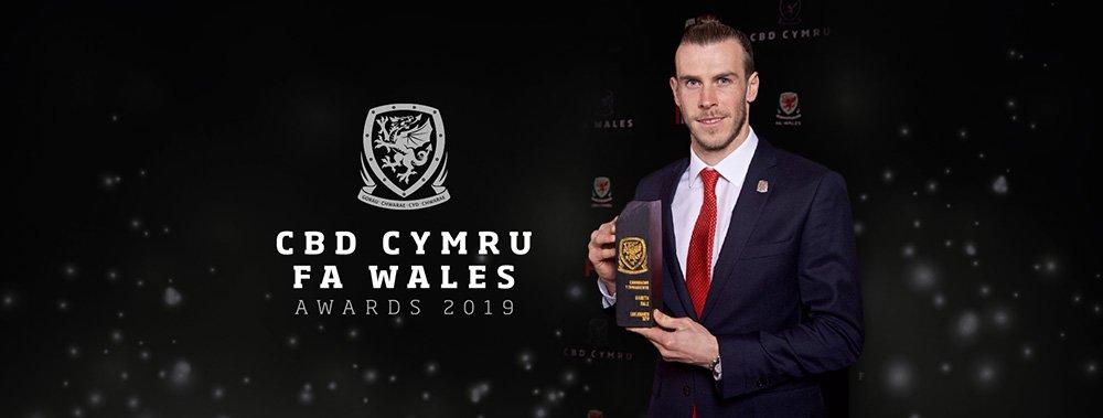 FA Wales Awards 2019 Gareth Bale