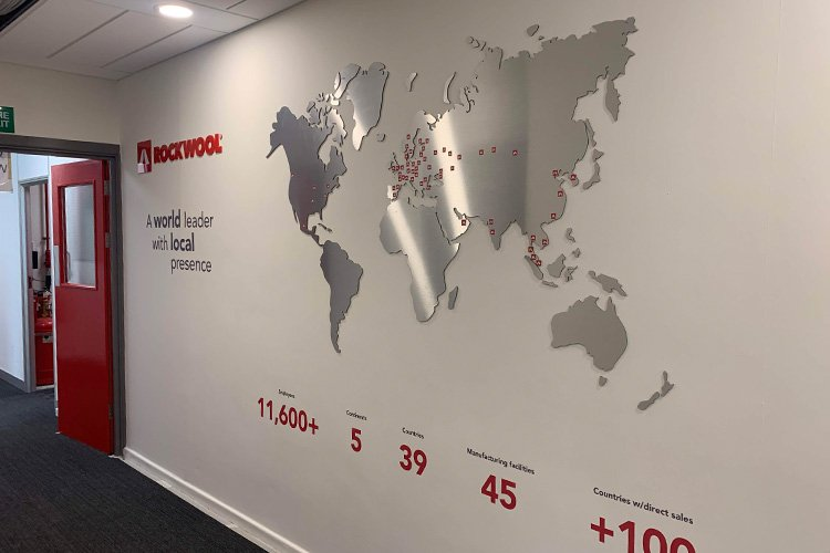 Rockwool office interior