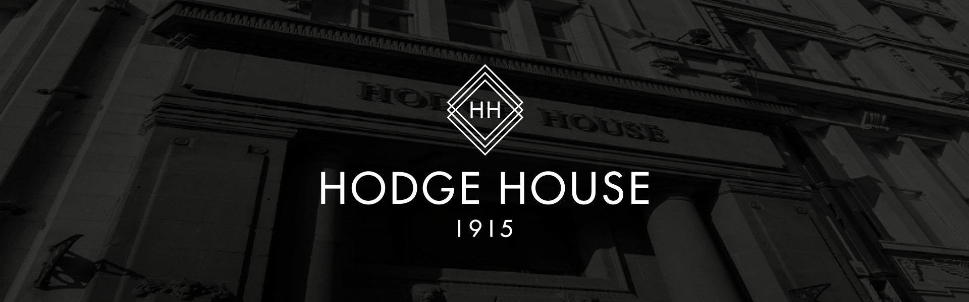 Hodge House hero logo