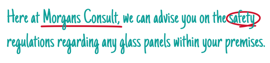 Morgans Consult glass manifestation quote