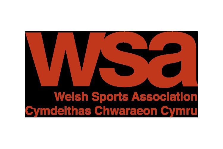 Welsh Sports Association logo