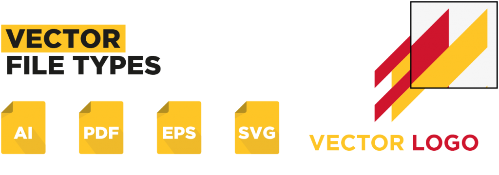 Vector file types