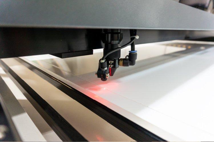 New laser technologies detail